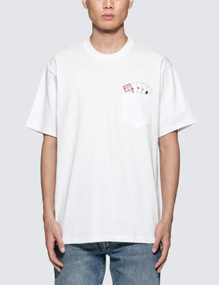 Have A Good Time Playing Card Pocket S/S T-Shirt