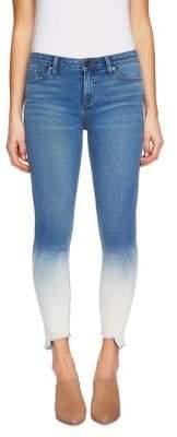 1 STATE 1.STATE Dip Dye Skinny Jeans