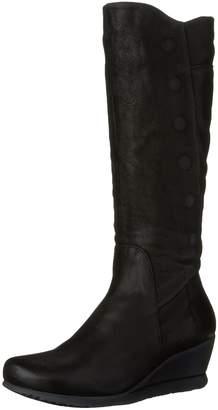 Miz Mooz Women's Marybeth Tall Wedge Boot