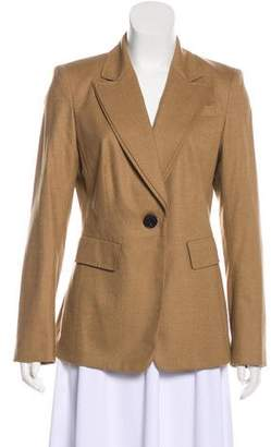 Lafayette 148 Wool Structured Blazer