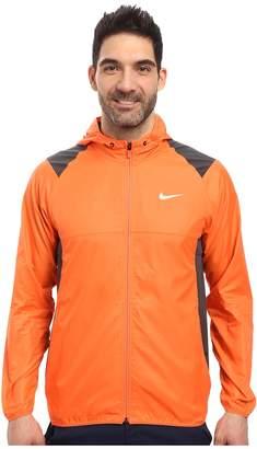 Nike Printed Packable Hooded Jacket Men's Coat