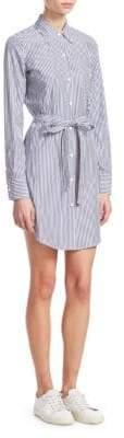 Theory Cotton Shirt Dress
