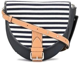 J.W.Anderson striped crossbody bag