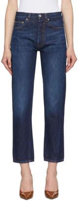 Totême Indigo Original Jeans