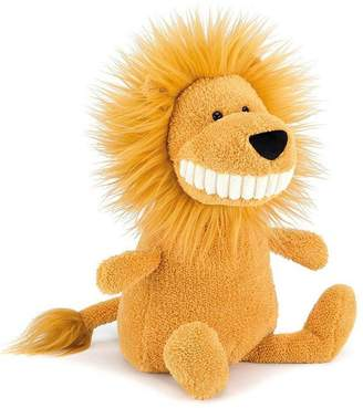 Pink Poodle Boutique Lion Toothy Toy