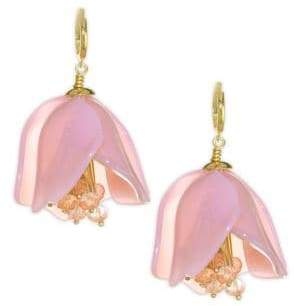 Kate Spade Petal Drop Earrings