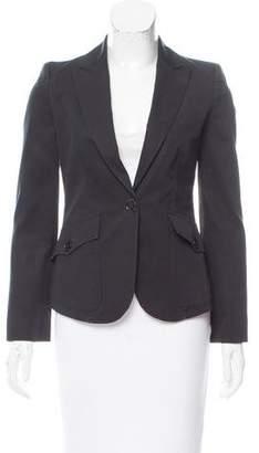 Burberry Tailored Woven Blazer