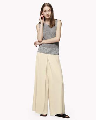 Theory (セオリー) - 【Theory】Rosina Crepe Sub Skirt Trouser