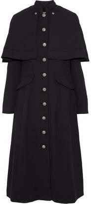Cinq à Sept Martinella Layered Twill Coat