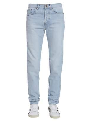 Saint Laurent Low Waist Jeans