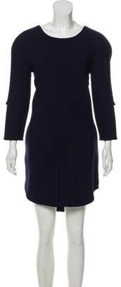 3.1 Phillip Lim Virgin Wool-Blend Knee-Length Dress w/ Tags
