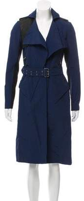 Yigal Azrouel Cut25 by Belted Trench Coat