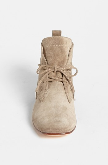 Elizabeth and James 'Camo' Boot
