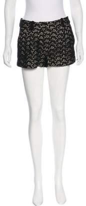 Diane von Furstenberg Naples Lace Shorts