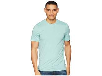 Toad&Co Tempo Short Sleeve Slim Crew Men's Clothing