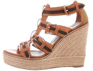 Rebecca Minkoff Leather Platform Sandals