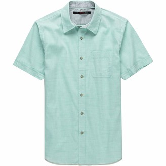 Stoic Crosshatch Chambray Shirt - Men's