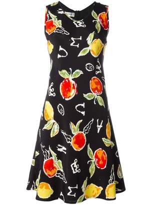JC de CASTELBAJAC Black Polyester Dresses