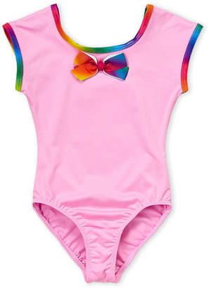 Jo-Jo Jojo Siwa (Girls 4-6x) Rainbows Bodysuit