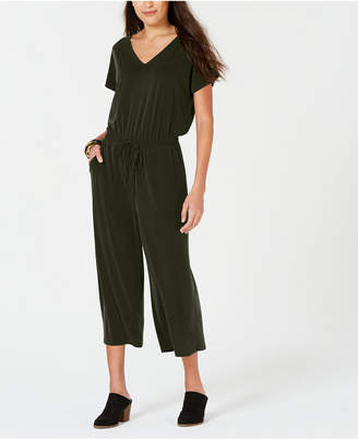 Style&Co. Style & Co Cropped Jumpsuit