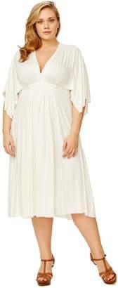 Rachel Pally Short Caftan Dress Wl - White