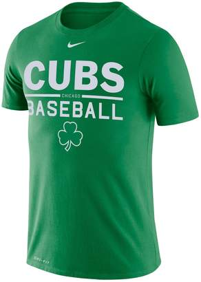 Nike Men's Chicago Cubs Practice Tee