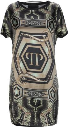 Philipp Plein Short dresses - Item 34922458TW