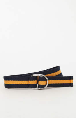 La Hearts D-Ring Webbed Belt