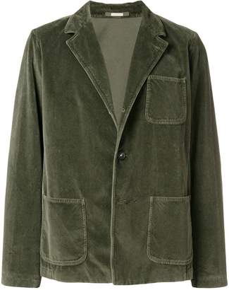 Massimo Alba straight-fit jacket