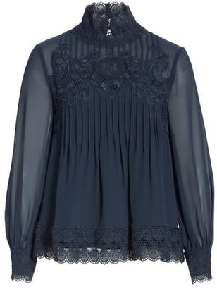 Ted Baker Cailley Lace Top