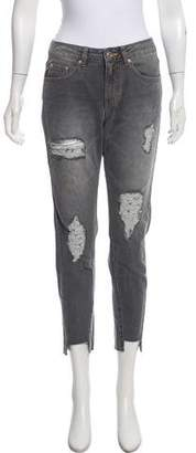 Sjyp Mid-Rise Skinny Jeans w/ Tags