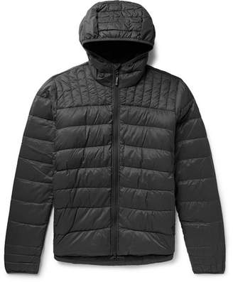 Canada Goose Brookvale Quilted Ripstop Hooded Down Jacket