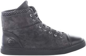 Chanel Lace ups