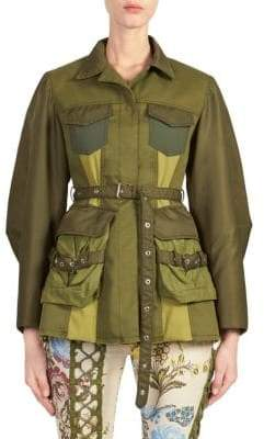 Marques Almeida Marques'Almeida Patchwork Pocket Jacket