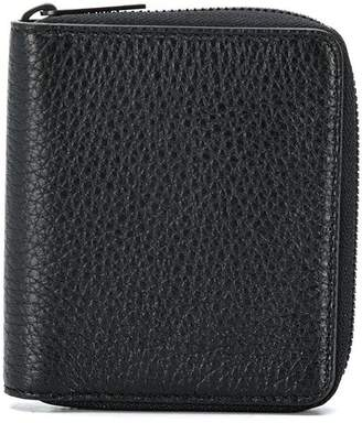 Maison Margiela compact zipped wallet