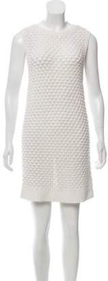 Jenni Kayne Cashmere-Blend Knit Dress
