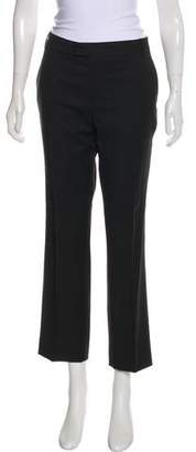 Boy By Band Of Outsiders High-Rise Virgin Wool Pants