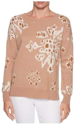 Magaschoni Snowflake Pullover