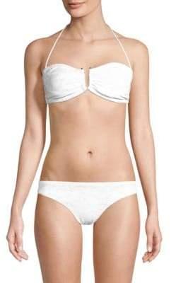 U-Slide Bandeau Bikini Top
