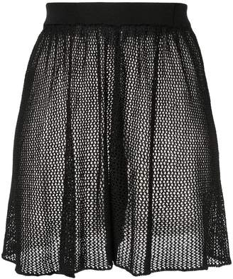 Moeva Tiara mesh shorts