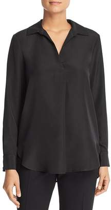 Badgley Mischka Collared Blouse
