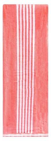 XL Stripe Beach Towel Desert Flower