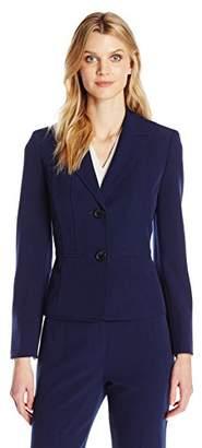 Kasper Women's Petite Size Two Button Jacket