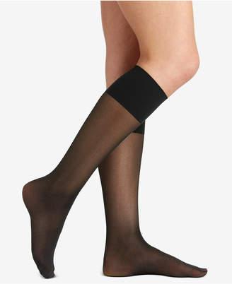 Berkshire Women's Comfy Cuff Sheer Graduated Compression Trouser Sock 5102