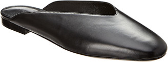 Vince Maxell Leather Flat