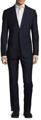 Armani Collezioni Regular-Fit Wool Suit