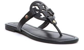 Tory Burch Miller Logo Flat Sandals