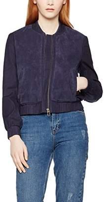 Liebeskind Berlin Women's S1175010 Leathe Jacket,XL