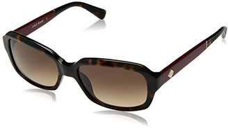 Cole Haan Women's Ch7004 Plastic Rectangular Sunglasses