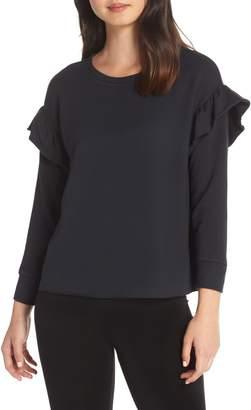 UGG Amara Ruffle Sleeve Sweatshirt
